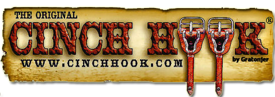 Cinch Hook Retina Logo